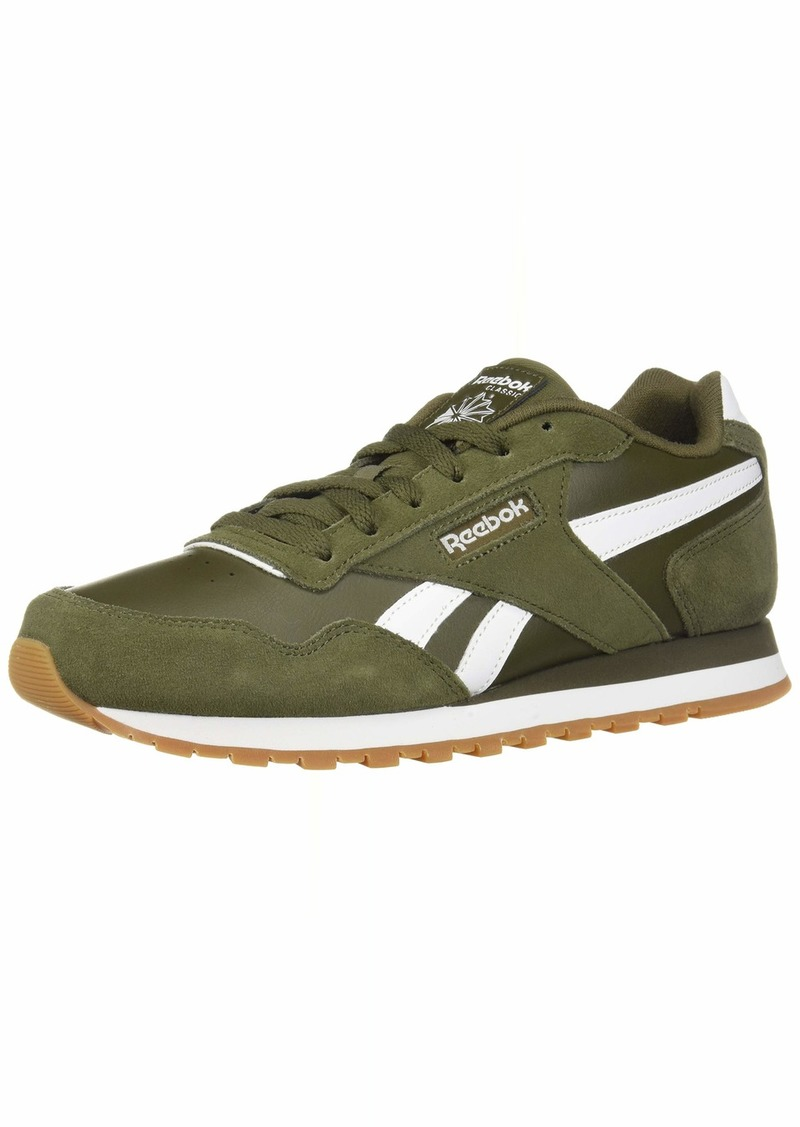 Reebok Men's Classic Harman Run Sneaker   M US