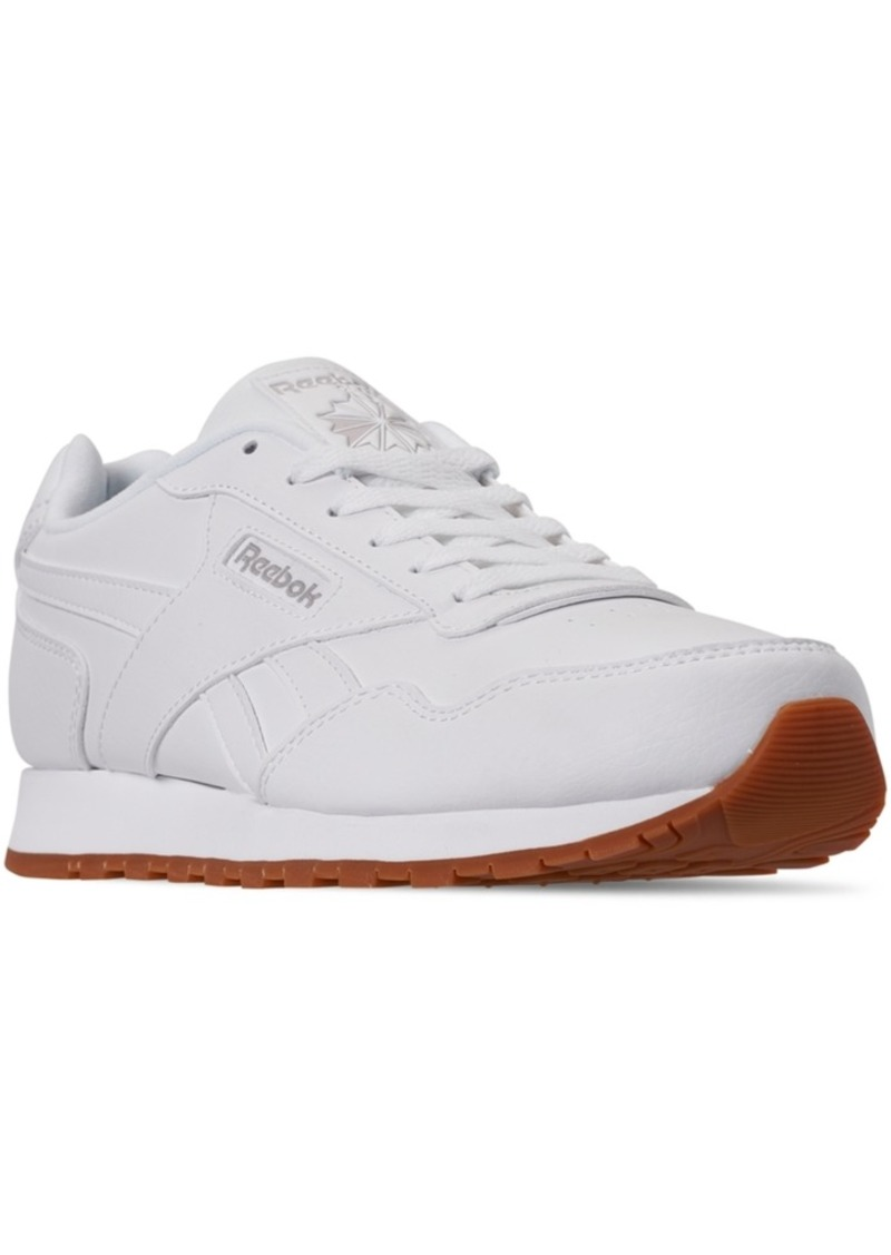 Reebok Men's Classic Harmon S Casual Sneakers from Finish Line