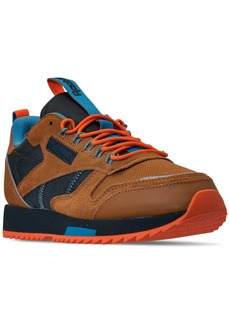 Reebok Men's Classic Leather Ripple Trail Sneakers from Finish Line
