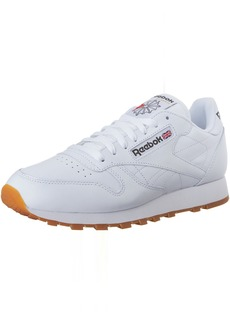 Reebok Men's Classic Leather Sneaker  7.5 M US