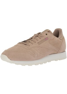 Reebok Men's Classic Leather Sneaker Duck sea Stone/Chalk  M US