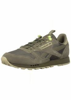 Reebok Men's Classic Leather Sneaker   M US