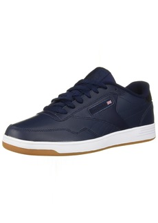 Reebok Men's Club MEMT Walking Shoe Collegiate Navy/Black  M US