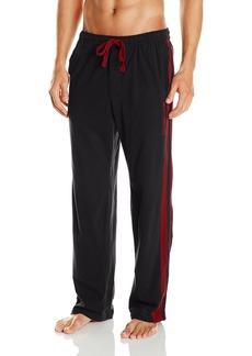 Reebok Men's Cotton Sueded Jersey Knit Lounge Pant