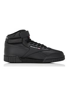 Reebok Men's Ex-O-Fit Leather Sneakers
