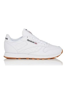 Reebok Men's Leather Classic Low-Top Sneakers