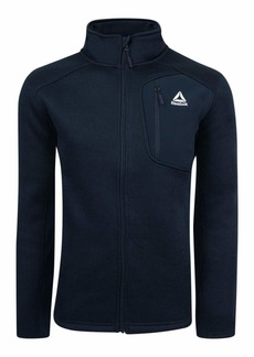 Reebok Men's Outerwear Jacket Spyder Navy M