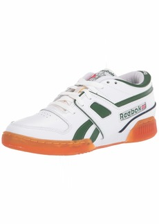 Reebok Mens PRO Workout LO Sneaker
