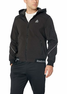 Reebok Men's Softshell Active Jacket  2XL