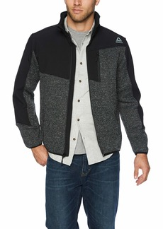 Reebok Men's Spyder Active Jacket  L