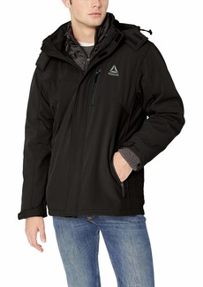 Reebok Men's Standard Softshell Active Jacket  XL