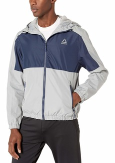 Reebok Men's Windbreaker Jacket  M