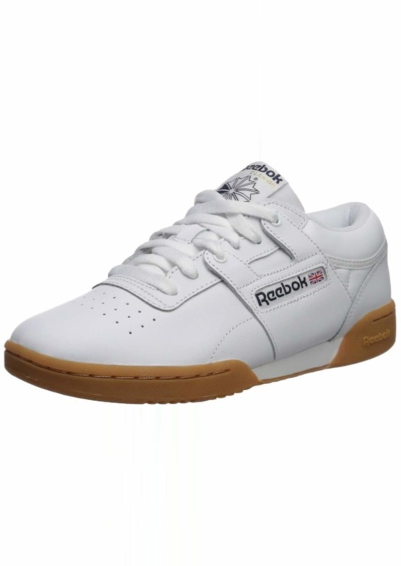 Reebok Men's Workout Low Sneaker   M US