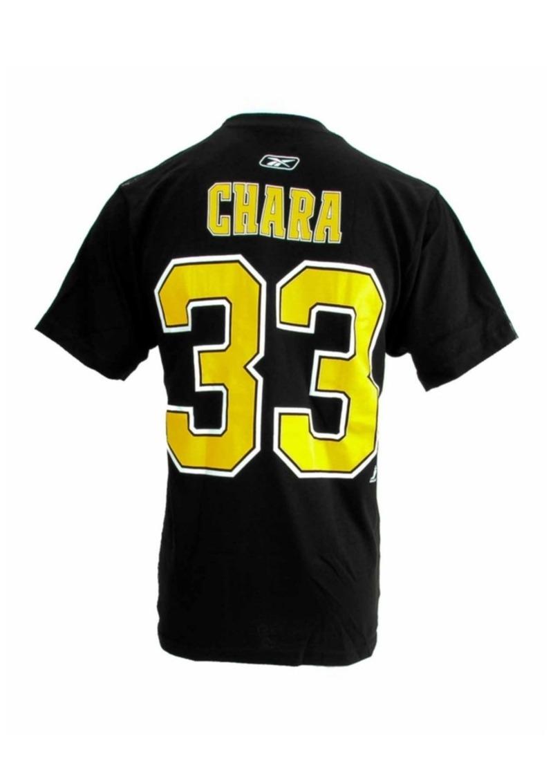 Reebok Men's Zdeno Chara Boston Bruins Player T-Shirt