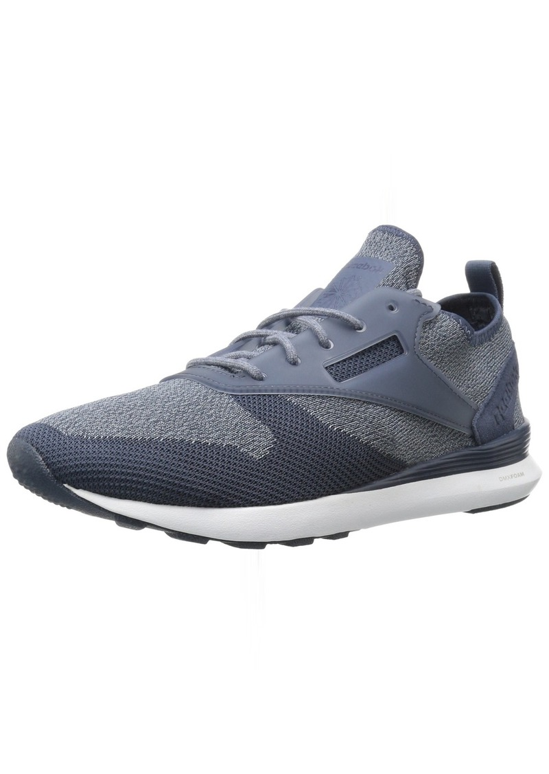 Reebok Men's Zoku Runner M Sneaker SMOKYINDIGO/White  M US
