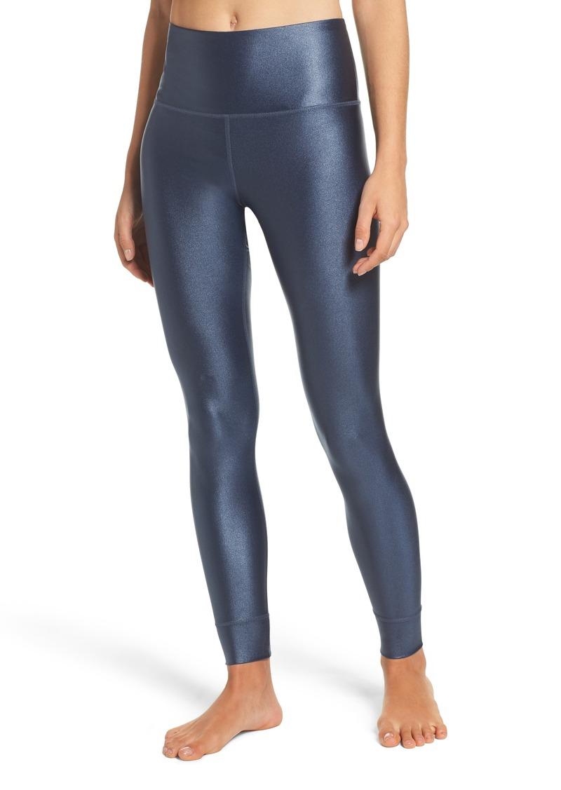 eccdce85d3d1b2 Reebok Reebok Metallic High Waist Leggings Now $32.98