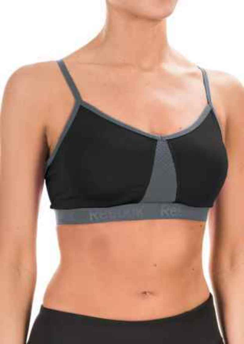 aa2121f23c Propel Deluxe Sports Bra - Medium Impact, Removable Cups (For Women)