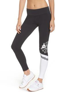 Reebok Starcrest Logo Leggings