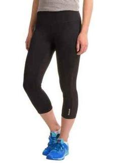 Reebok Tempo Capri Leggings (For Women)