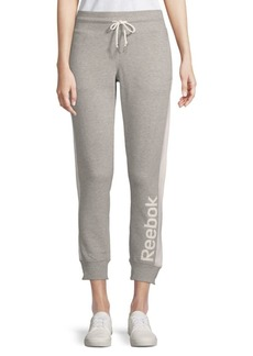 Reebok Throwback Ankle-Length Jogger Pants
