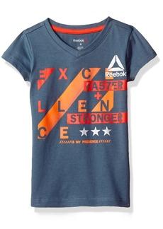 Reebok Toddler Girls' Excellence T-Shirt