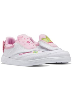 Reebok Toddler Girls Peppa Pig Club C Iv Slip-On Casual Sneakers from Finish Line