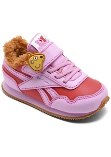 Reebok Toddler Girls Peppa Pig Royal Classic Jogger 3 Casual Sneakers from Finish Line
