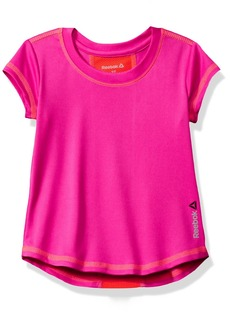 Reebok Toddler Girls' Power Performance Tee