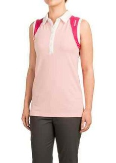 Reebok Vernal Polo Shirt - Sleeveless (For Women)