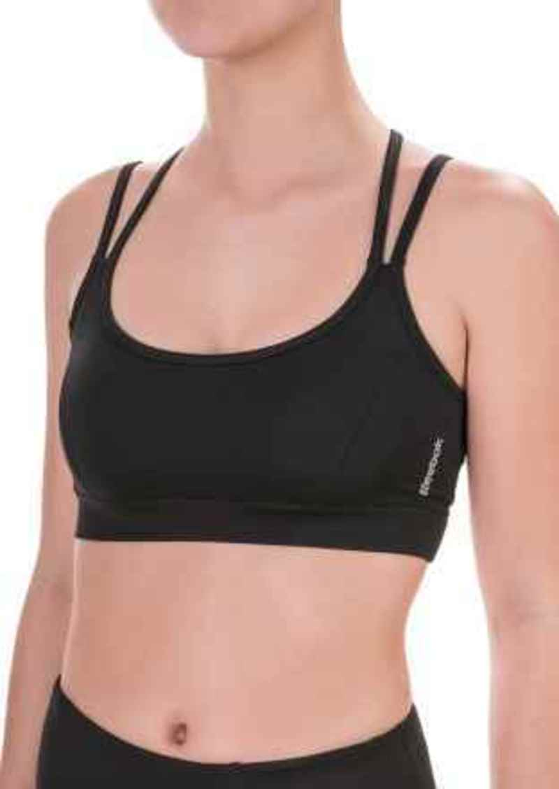 63c781d2d4 Victor Strappy Sports Bra - Medium Impact, Removable Cups (For Women)