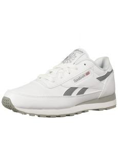Reebok Women's Classic Renaissance Walking Shoe White/Flat Grey
