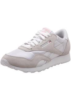 Reebok Women's Classic Sneaker white/light grey
