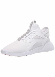 Reebok Women's Freestyle Motion LO Dance Shoe White/True Grey Rubber Gum  M US