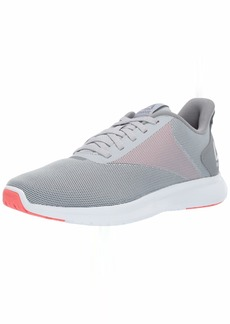 Reebok Women's Instalite LUX Running Shoe Cold Bright Rose/Silver/Cloud Grey
