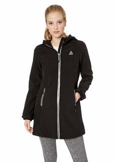 Reebok Women's Long Softshell Active Jacket  L