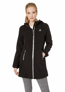 Reebok Women's Long Softshell Active Jacket  M