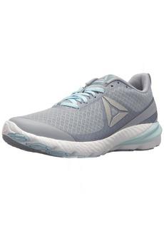 Reebok Women's OSR Sweet RD SE Sneaker Meteor Grey/Fresh Blue/wh