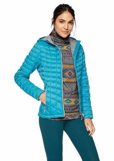 Reebok Women's Packable Glacier Shield Active Jacket  M