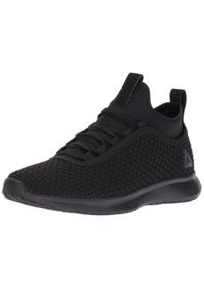 Reebok Women's Plus Runner Woven Sneaker