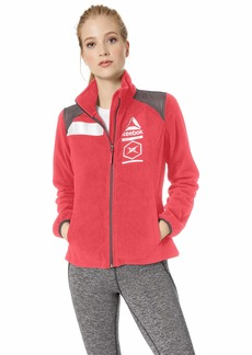 Reebok Women's Polar Fleece Active Jacket  M