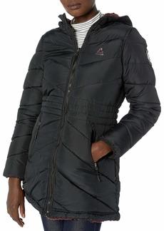 Reebok Women's Puffer Jacket  M