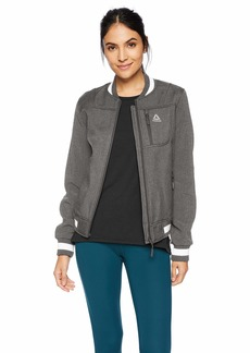 Reebok Women's Softshell Bomber Jacket  M