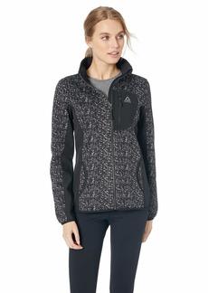 Reebok Women's Sweater Fleece Active Jacket  M
