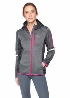 Reebok Women's Tech Nylon Active Jacket  M
