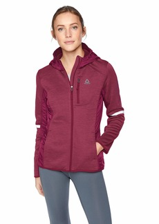 Reebok Women's Tech Nylon Active Jacket  XL