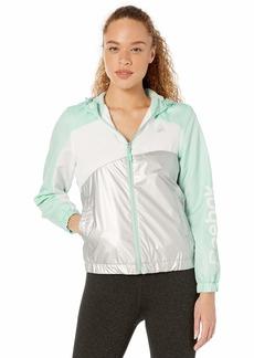 Reebok Women's Windbreaker Jacket  S