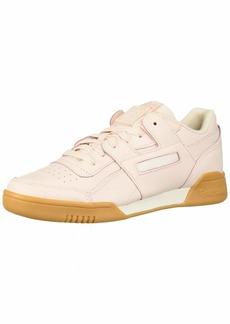 Reebok Women's Workout Lo Plus Sneaker   M US