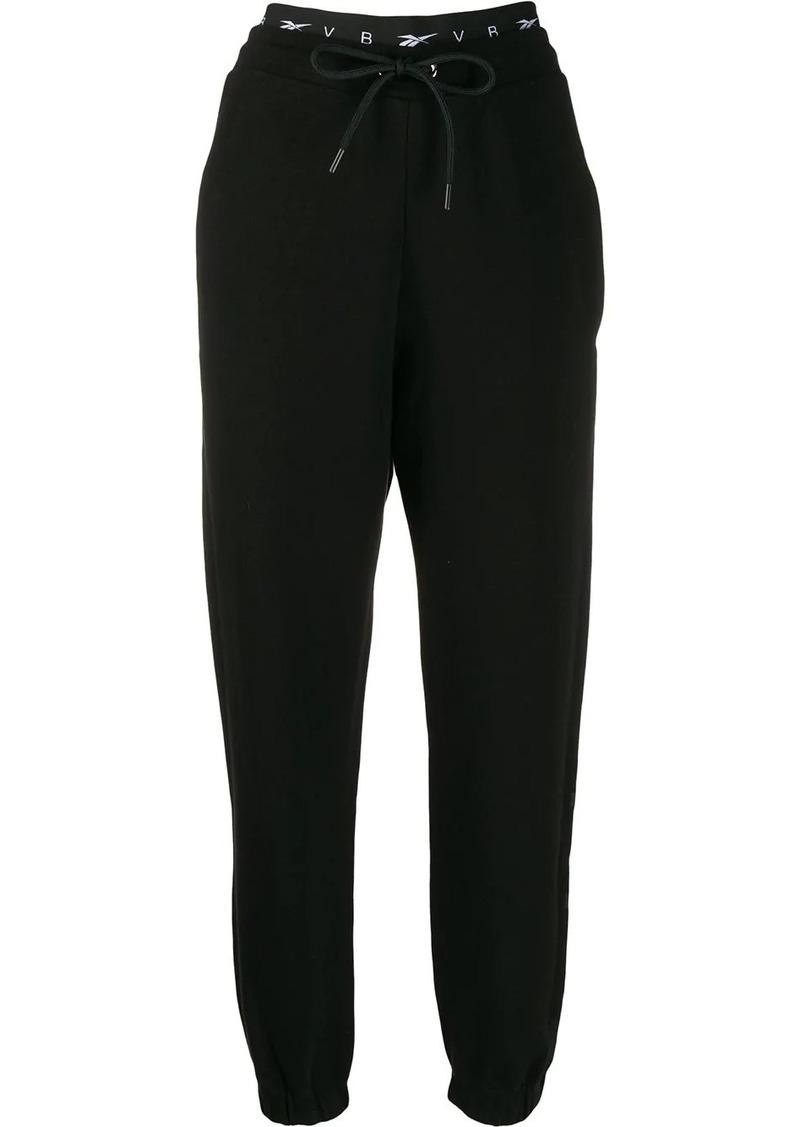 Reebok elasticated waist track pants
