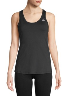 Reebok Revolution Cutout Tank Top