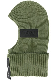 Reebok ribbed-knit balaclava